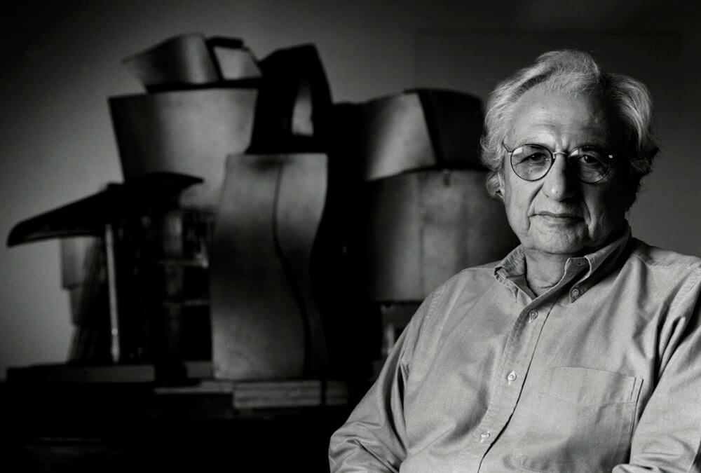 Frank Gehry Reflects On His Design Of The Eisenhower Memorial