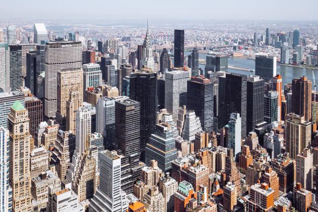 New Re Development in New York City