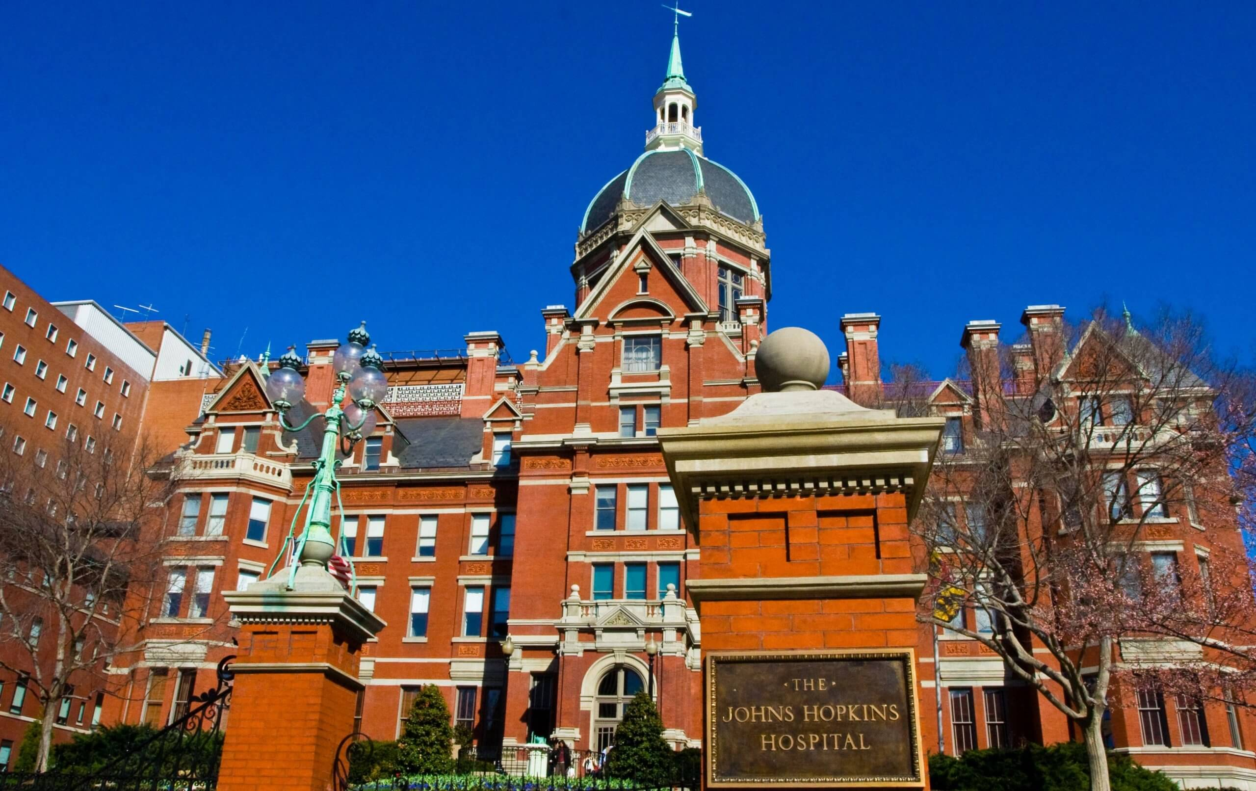 John Hopkins University Mattin Center to be Replaced