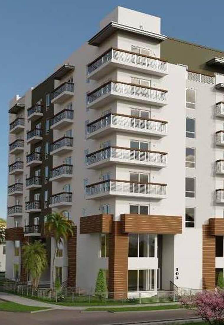Development for Rental Building