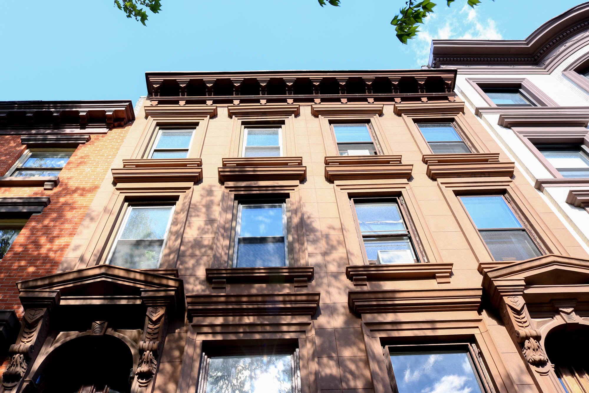 Formal Renderings of 8 Palmetto Street, Brooklyn Released by GF55 Architects